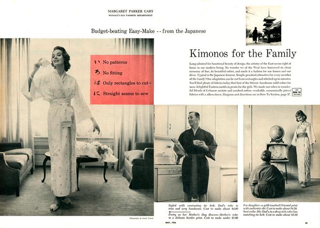 Kimonospread