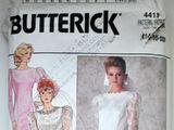 Butterick 4415 A