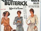 Butterick 6093 C