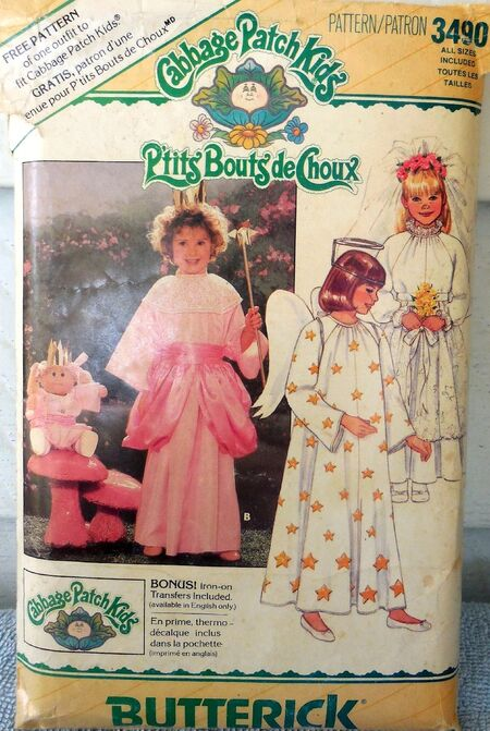 Cabbage 3490 butterick