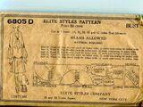 Elite Styles 6805D
