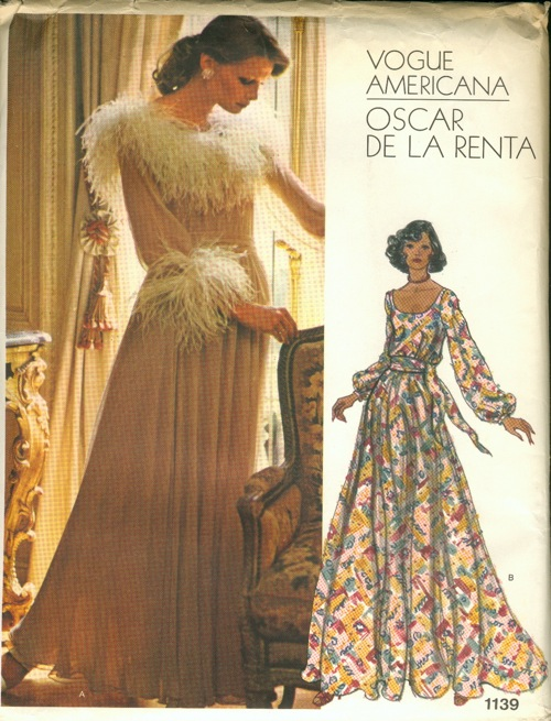 Vogue 1139 Vintage Sewing Patterns Fandom Powered By Wikia