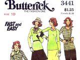 Butterick 3441
