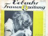 Vobachs Frauenzeitung No. 13 Vol. 36 1933