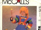 McCall's 9254 A