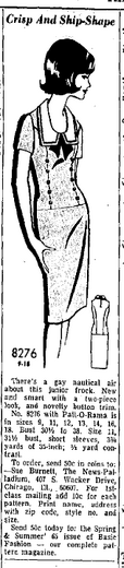 Patt-o-rama8276 - 1965