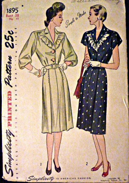 Simplicity -1895 1946