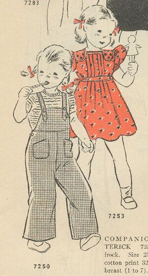 Butterick April 1937 0015 7253 7250