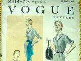 Vogue 8414