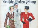 Deutsche Moden-Zeitung No. 9 Vol. 45 1936