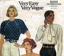 Vogue 8203 B