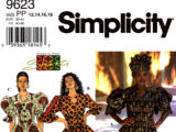 Simplicity 9623 B