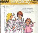 Simplicity 6685 A