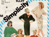 Simplicity 6239 B