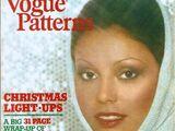 Vogue Patterns November/December 1974