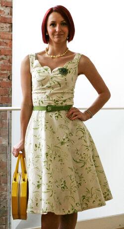 Simplicity-8478-gathered-bust-dress 0025