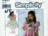 Simplicity 8987 A