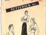 Butterick 3835 A