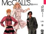 McCall's 8167 A
