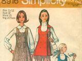 Simplicity 8916