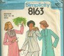 Simplicity 8163 B