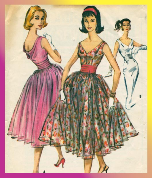 Mccalls 4414 Vintage Sewing Patterns Fandom Powered By Wikia