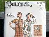 Butterick 4087
