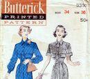Butterick 5350 A