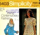 Simplicity 5403