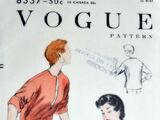 Vogue 8337 A