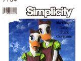 Simplicity 7734 A