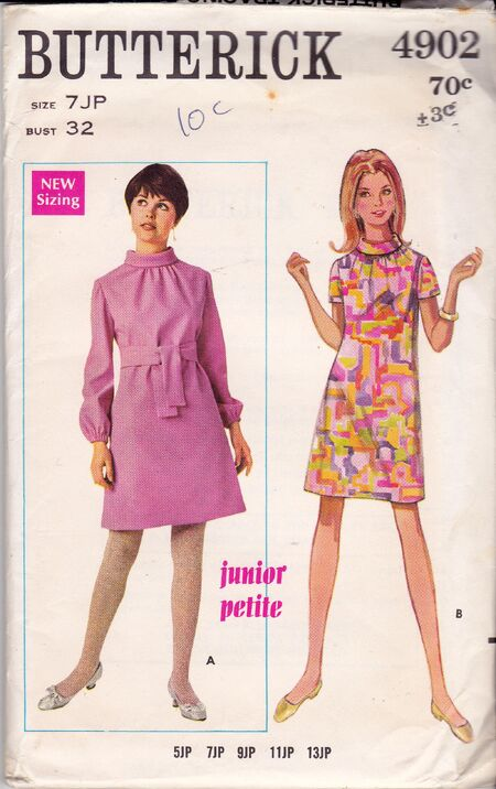 BUTTERICK MAY 0019