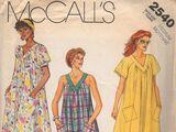 McCall's 2540 A