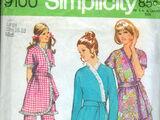 Simplicity 9100