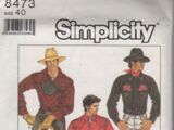 Simplicity 8473 B