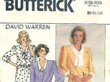 Butterick 3654 A