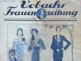 Vobachs Frauenzeitung No. 11 Vol. 33 1930