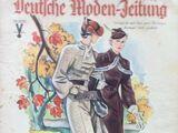 Deutsche Moden-Zeitung No. 1 Vol. 45 1935