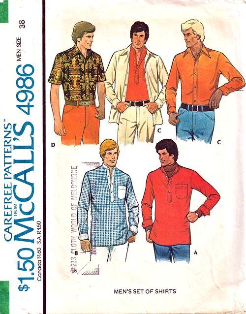 MC 4986 Mens
