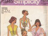 Simplicity 6945