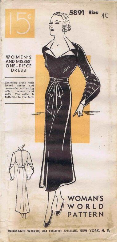 Womans World 1935 5891