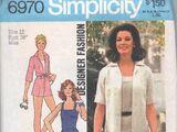 Simplicity 6970 A