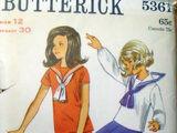 Butterick 5361