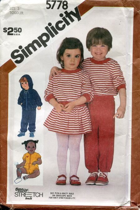 Simplicity5778toddlers
