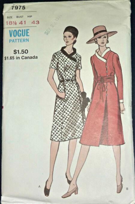 Vogue 7975 A; 1971