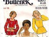 Butterick 4507 B