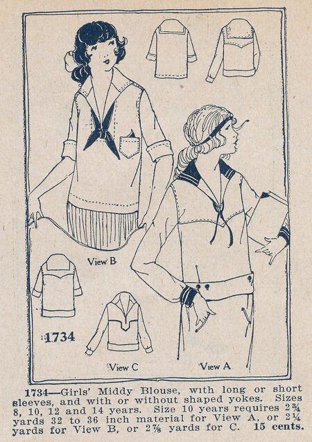 Home Dressmaker 0153 1734