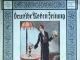 Deutsche Moden-Zeitung No. 3 Vol. 34 1924