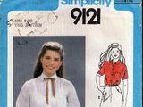 Simplicity 9121 A