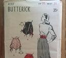 Butterick 4107 B